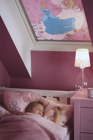win je eigen disney droomkamer met velux kelly caresse. Black Bedroom Furniture Sets. Home Design Ideas