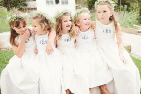 Kinderen op je bruiloft