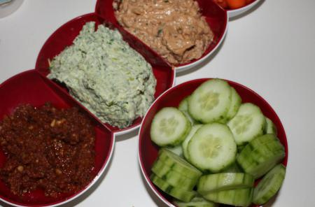 Recept Heksenkaas dip