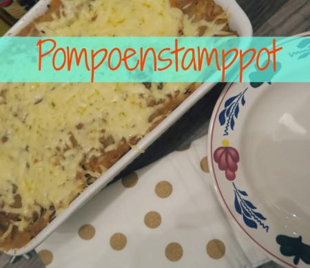 Recept Pompoenstamppot uit de oven