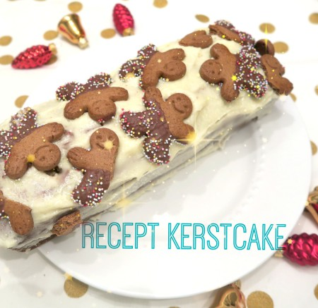 receptkerstcake