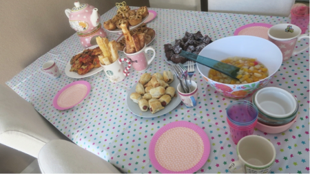 hapjes high tea