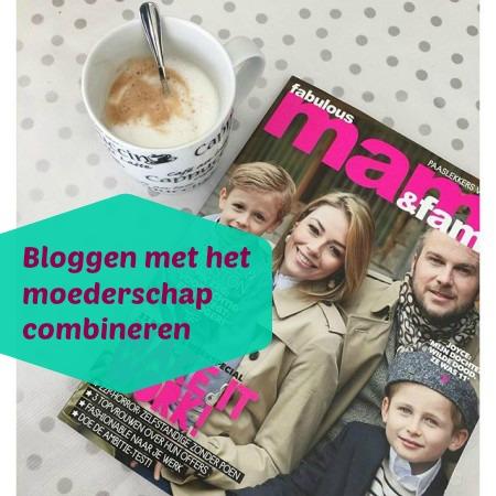 bloggenmoederschap