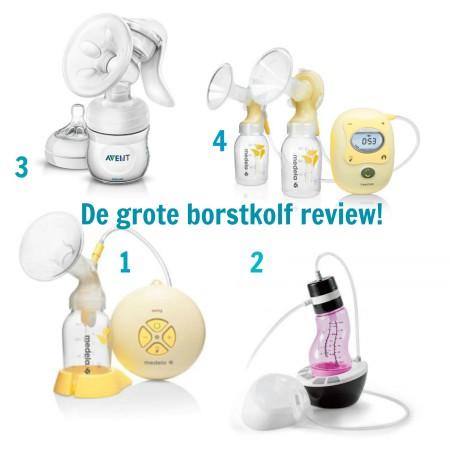 De grote Borstkolf review! 4 Kolven getest