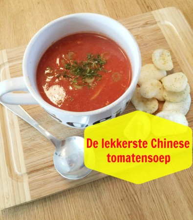 Chinese tomatensoep recept
