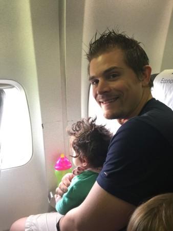 vliegenmetkinderen