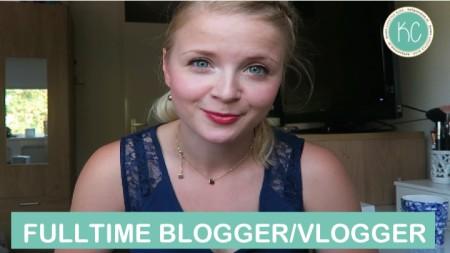fulltime vlogger