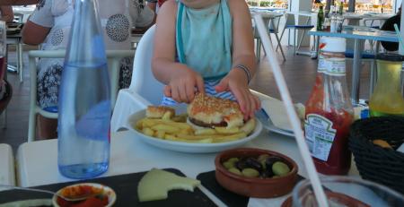 Uit eten met kinderen