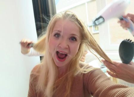 Je haar minder vaak wassen