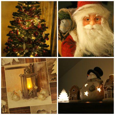 kerstcollage