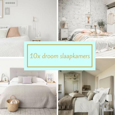 Populair 10x Slaapkamer inspiratie om bij weg te dromen #KS75