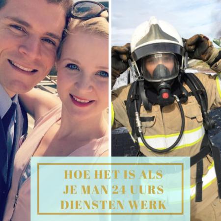 24 uurs diensten brandweerman