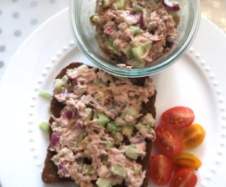 recept tonijnsalade