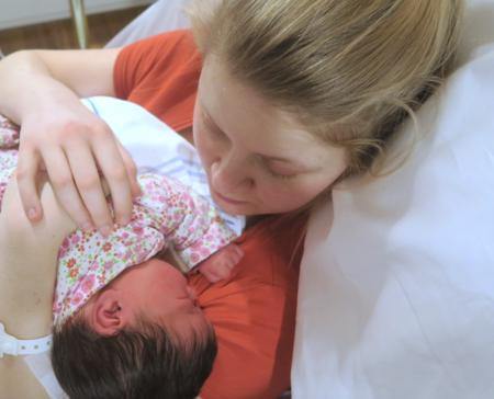 ervaringen met borstvoeding