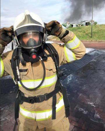 brandweerman 24 uurs diensten