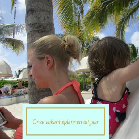vakantieplannen