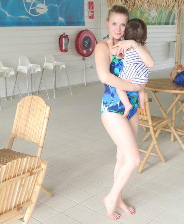Zwem Badpak.Nieuw Badpak Door Deze Ontroerende Video Ga Je Weer Zwemmen Met Je