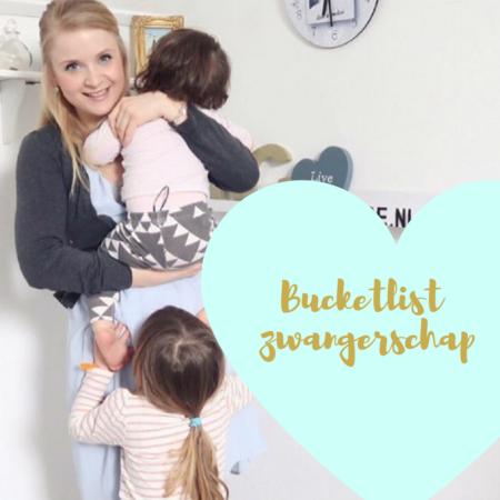 bucketlist zwangerschap