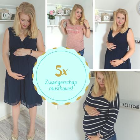 Hip Zwangerschapskleding.5x Musthave Zwangerschapskleding Voor Je Groeiende Buik