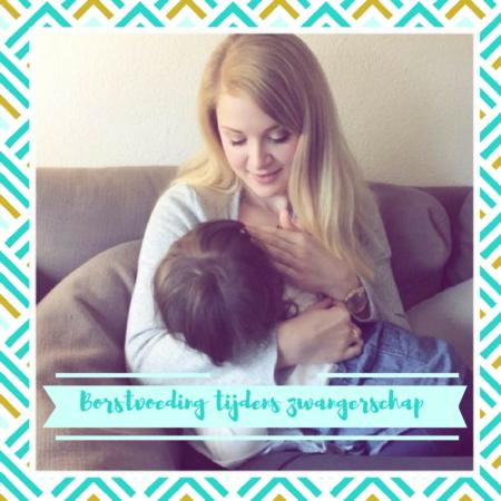 Borstvoeding geven tijdens de zwangerschap