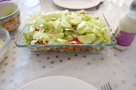 recept gezonde kapsalon