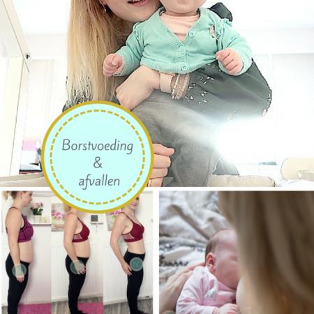Borstvoeding geven en afvallen