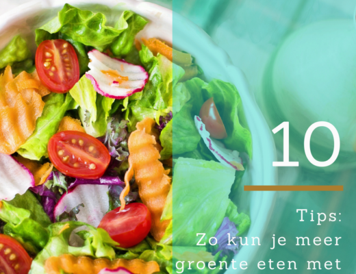 tips meer groente eten kinderen