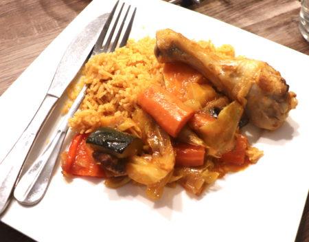 Recept Riz au gras