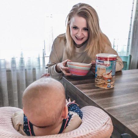 Voedingschema baby 7 maanden
