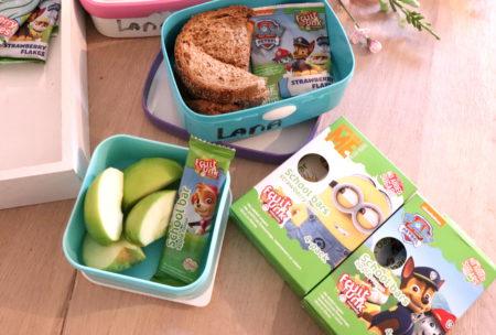 Verantwoorde snacks voor kinderen