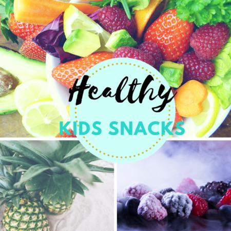 10 gezonde tussendoortjes voor kinderen