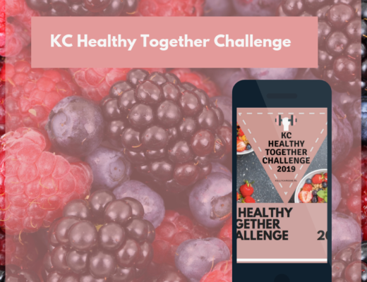 De KC healthy together challenge we gaan beginnen
