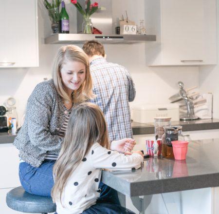 Project Droomhuis, Kelly Caresse, duurzaam wonen, ASR verzekeringen