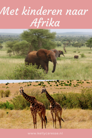 naar Afrika met kinderen