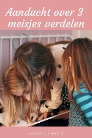 aandacht over 3 kinderen verdelen