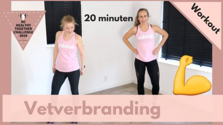 Vetverbrandings workout voor thuis - Cardio met Optimavita, Kelly Caresse