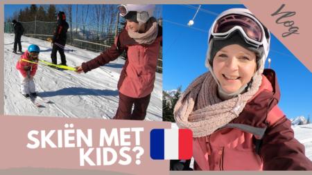 skiën met kinderen wintersport