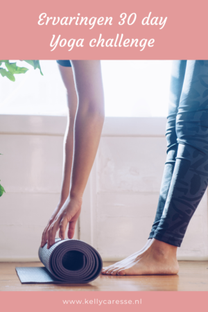 Ik deed de 30 day Yoga Challenge en dit zijn mijn ervaringen