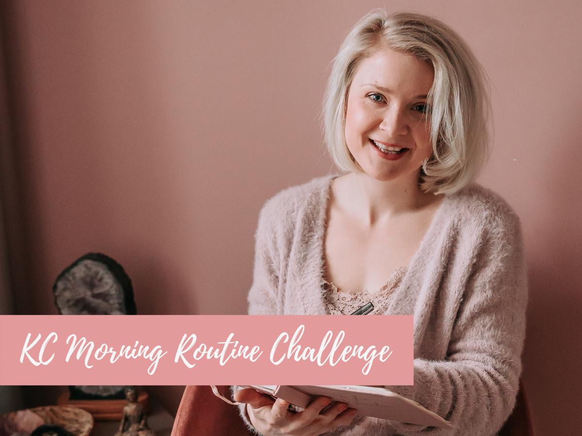 KC-Morning-Routine-Challenge