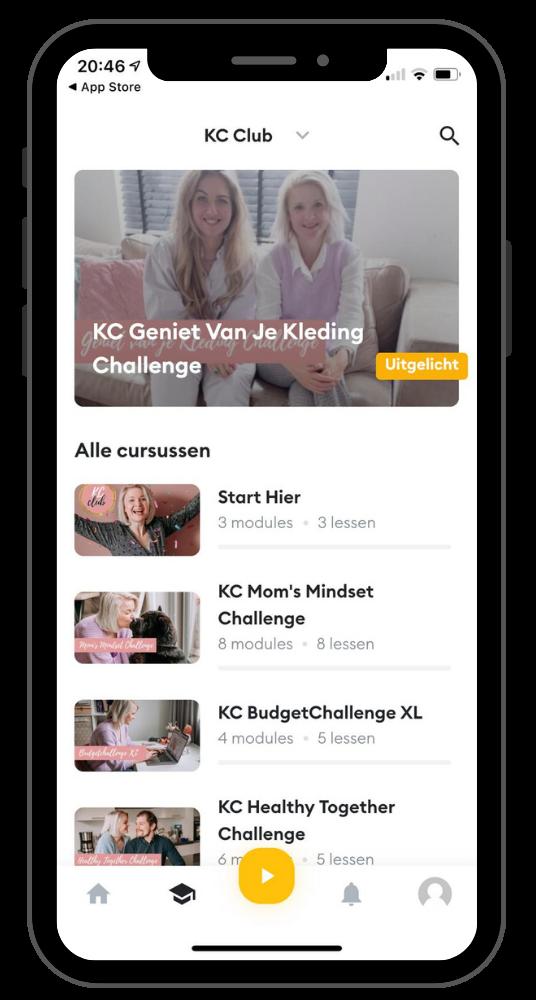 KCClub-ExclusieveContent